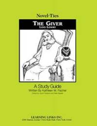 image of Giver: Novel-Ties Study Guide