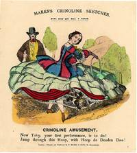 Mark's Crinoline Sketches - Crinoline Amusement