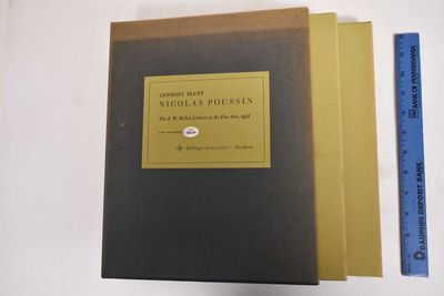 New York: Bollinger / Pantheon, 1967. Hardbound. VG/VG//VG- (All contents clean, bright, crisp, and ...