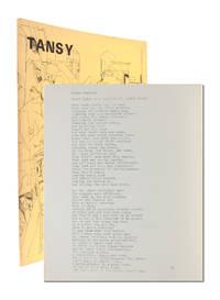 Tansy 1
