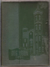 Rig Veda 1951 Yearbook (Illinois College, Jacksonville, IL)