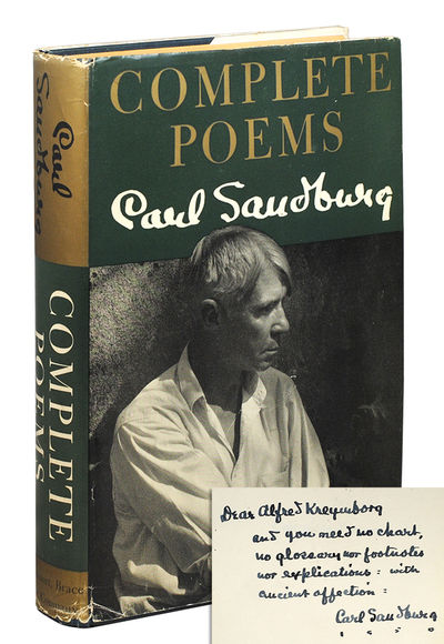 carl sandburg should be included in an anthology of american poetry When looking specifically at poetry that makes some political argument, carl sandburg became a great candidate for the poet for my special focus section his poems usually include a political theme, often times making an argument about democracy, industrialization, or being an individual in society.
