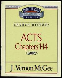 image of Thru the Bible Commentary Serties Vol.40: Acts Chapters 1-14