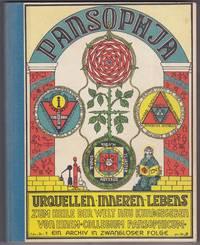 Pansophia - Mystischer Feuerschein d. i. eine einfältige Lehre der hermetischen Bruderschaft im...