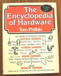 image of The Encyclopedia of Hardware, plus a chapter on Miniature Hardware for Dollhouses