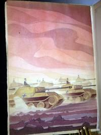 image of Panzer, 27th Regiment, Original Art, October 23, 1943