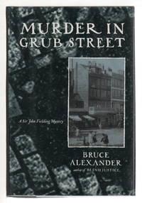 image of MURDER IN GRUB STREET.