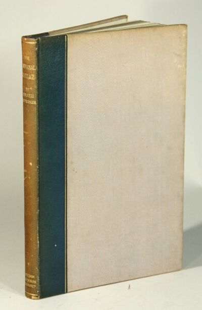 London: William Jackson (Books) Ltd, 1929. Edition limited to 850 copies printed at the Curwen Press...