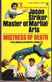 Mistress of Death: Jason Striker Master of Martial Arts # 2