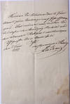 Ludwig II King of Bavaria - Autograph Letters