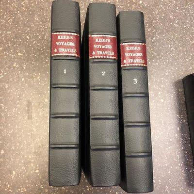 Edinburgh and London, Dublin: William Blackwood; J. Murray; and J. Cuming, 1811. First Edition. Hard...