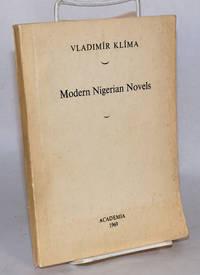 image of Modern Nigerian Novels