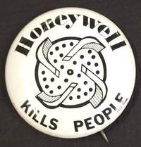 Honeywell Kills People [pinback button]
