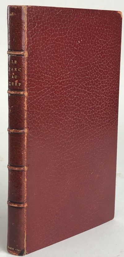 Paris, 1790. Second Edition. Hardcover. Octavo, 167pp. Hardcover without jacket as issued. Bumping a...
