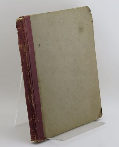 MANUSCRIPT COMMONPLACE BOOK