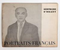 Portraits français, hommes et rues. Du vendredi 6 au samedi 28 février 1948, librairie Pierre à feu, galerie Maeght.