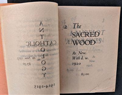 Salisbury, Conn.: The Cantina Press, 1938. 16mo. 140 x 105 mm., . 72 pp., printed on tissue. U...