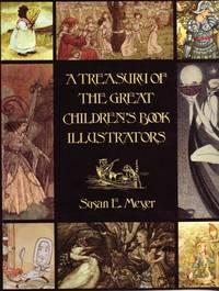 image of Treasury of the Great Children's Book Illustrators