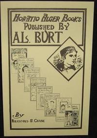 Horatio Alger Books Published By A.L. Burt