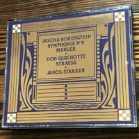 Horenstein; Starker / Mahler: Symphony No. 9 / Strauss: Don Quichotte (Disques Montaigne)