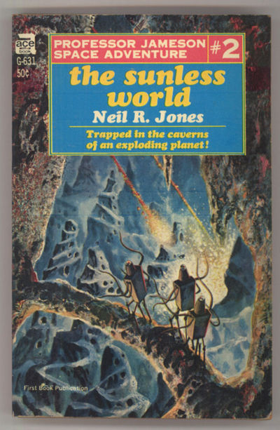 New York: Ace Books, 1967. Small octavo, pictorial wrappers. First edition. Ace Books G631. Second o...