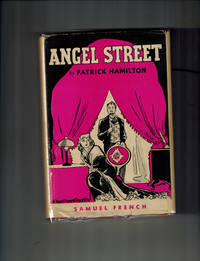 image of Angel Street; A Victorian Thriller in Three Acts