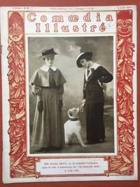 Comoedia Illustré, Revue Parisienne Theatrale Artistique Literaire, 5 Juillet 1914, 6e...