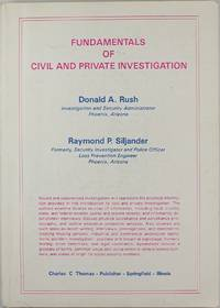 image of Fundamentals of CIVIL and Private Investigation