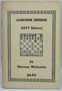 ALEKHINE DEFENSE (1977 EDITION)