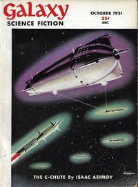 "image of GALAXY Science Fiction: October, Oct. 1951 (""The Puppet Masters"")"