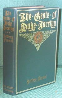 image of The Geste of Duke Jocelyn