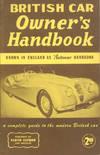 British Car Owner's Handbook