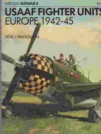 Usaaf figher units, Europe 1942-45, Aircam/Airwar 8