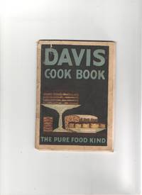 image of Davis Cook Book The Pure Food Kind