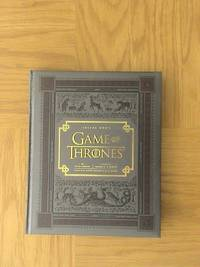 Inside HBO's Game of Thrones       **1st edition/1st printing**