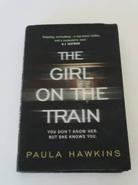 The Girl on the Train     **1st edition/1st printing**