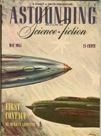 image of ASTOUNDING Science Fiction: May 1945