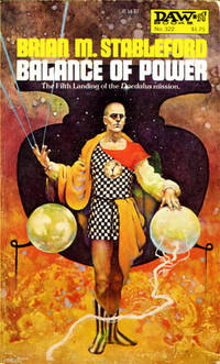 BALANCE OF POWER - signed by Stableford Brian M  - Paperback  - Signed First Edition  - 1979  - from Fantastic Literature Ltd (SKU: FJ18.387)