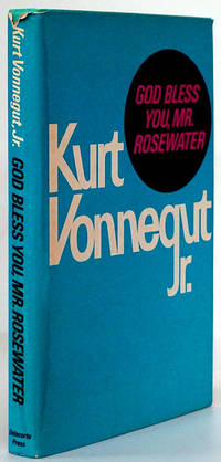 God Bless You, Mr. Rosewater Or Pearls before Swine by  Kurt Vonnegut Jr. - Signed First Edition - 1965 - from Good Books In The Woods (SKU: 79768)