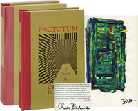 Factotum (One of 75 signed copies with original artwork)