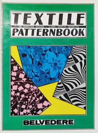 Textile Pattern Book: 120 Monotone Designs. Floral, Graphic, Geometric