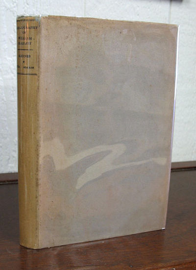 London: Nonesuch Press, 1931. 1st edition, #108/750 cc. Paper wrapped boards with paper spine label....