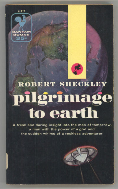 New York: Bantam Books, 1957. Small octavo, pictorial wrappers. First paperback edition. Bantam Book...