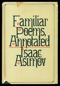 image of FAMILIAR POEMS, ANNOTATED