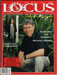 Locus - The Newspaper of the Science Fiction Field - Issue 426 - Vol. 37 No. 1 - July 1996
