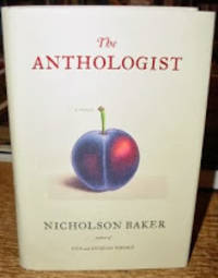 The Anthologist:   A Novel