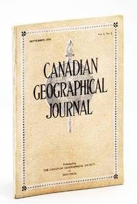 Canadian Geographical Journal, September [Sept.] 1930, Vol. I, No. 5 - Canada's Forest Wealth / Journey to Simla, India