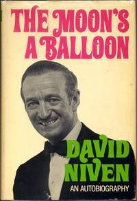 The Moon's A Balloon, an Autobiography (1972) (Signed)