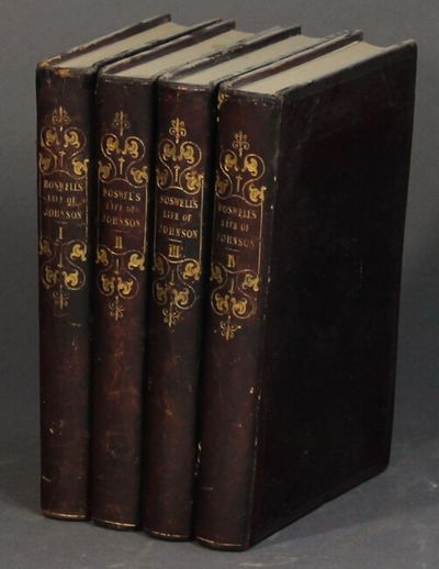 Oxford: William Pickering, London; and Talboys and Wheeler, 1827. First Pickering edition, 4 volumes...