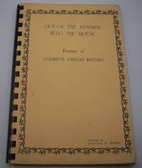 image of Out of the Kitchen Into the House: Receipts of Elizabeth Kinkead Battaile